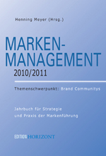 Marken-Management 2010/2011