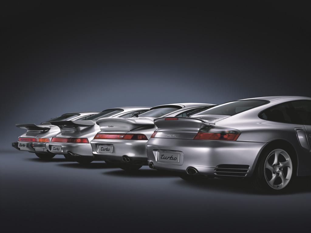 Porsche 911 Turbo Evolution: Wachstum auch im Zentrum der Marke
